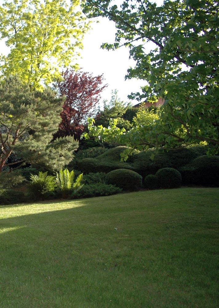 Pichon paysagiste en pays de gex ain 01 entretien de parcs for Entretien jardin 86